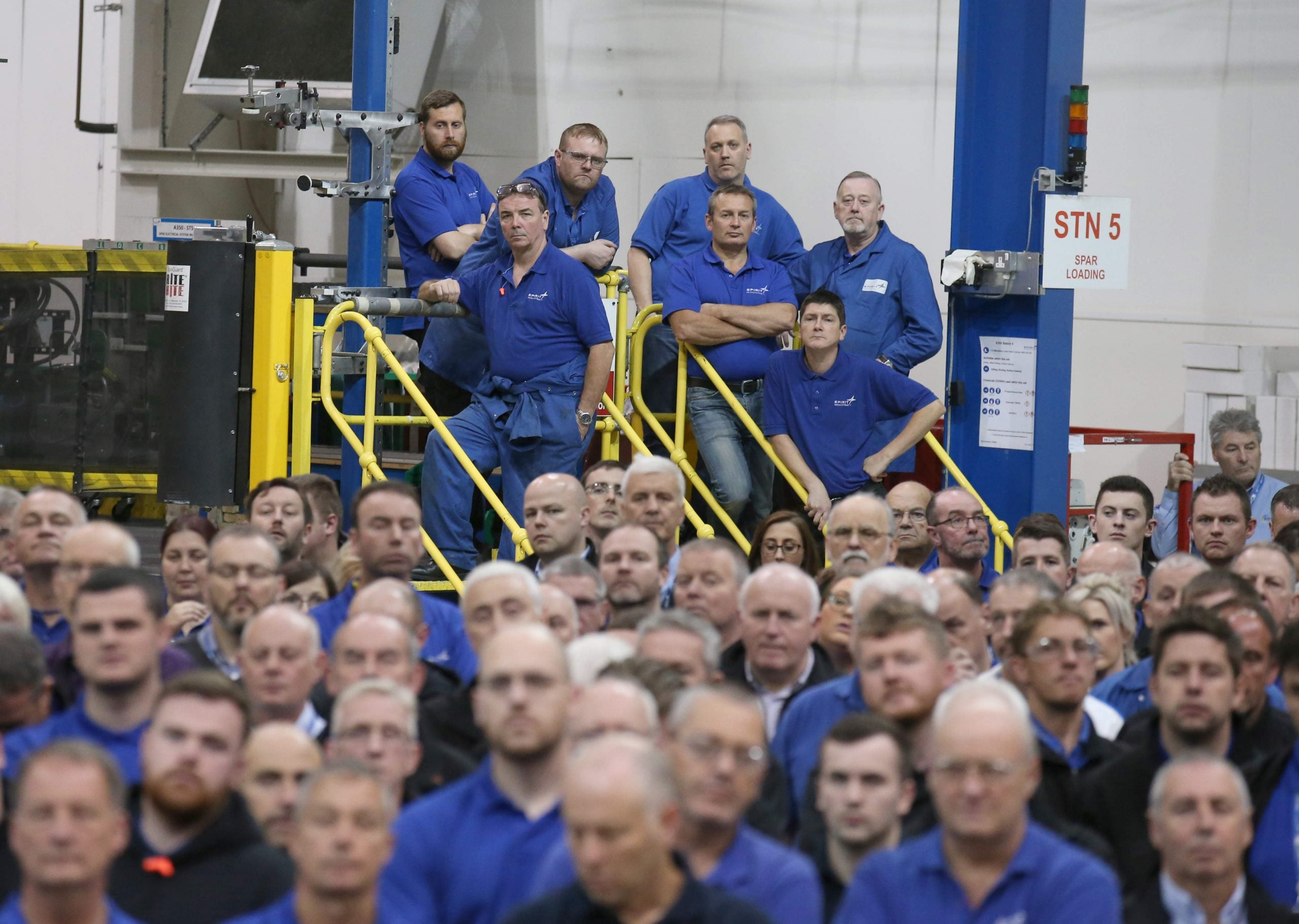Why doesn't the government's industrial strategy include those most affected  –  the workers?