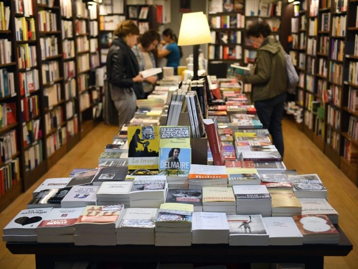 The slow death of the literary novel: the sales crisis afflicting fiction