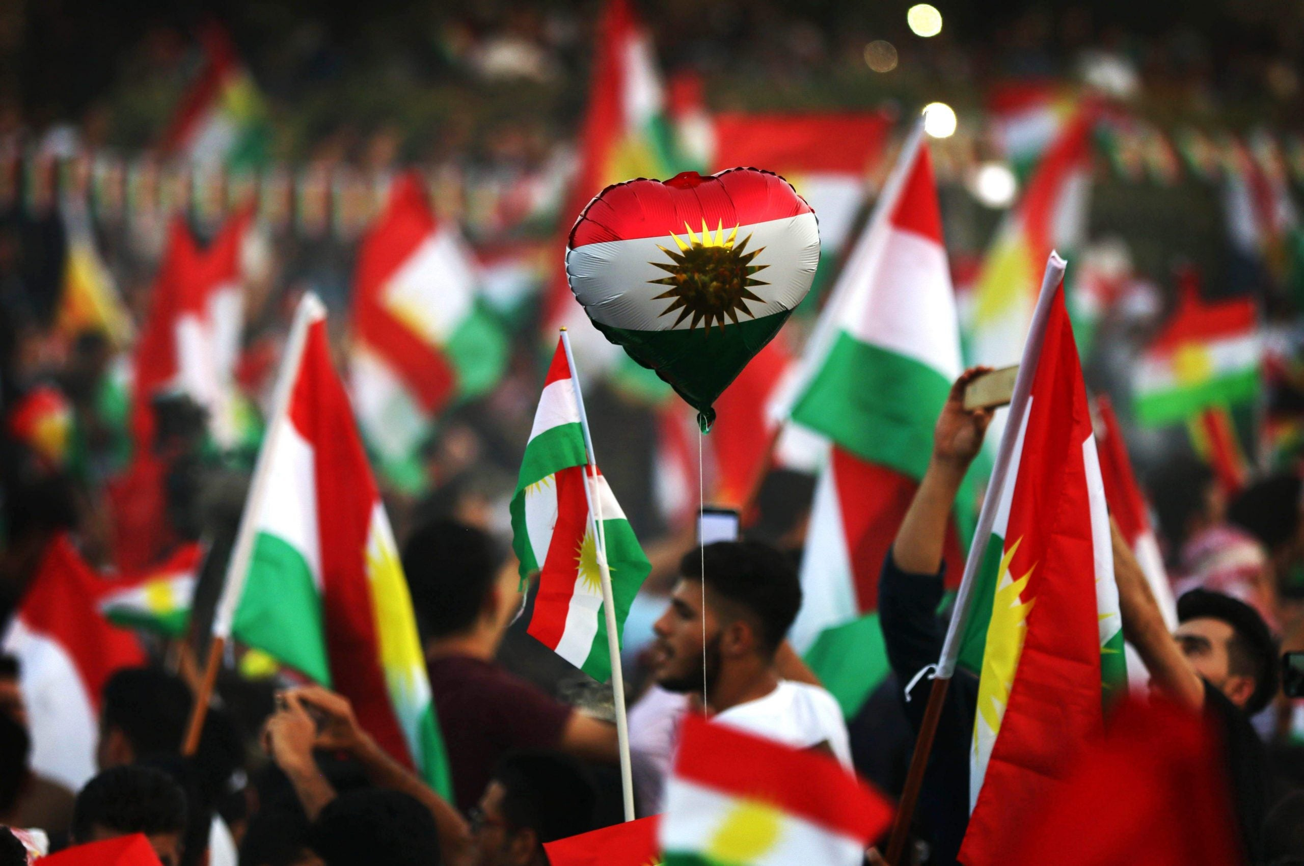 The Kurds' last stand: how Iraq quashed hopes of secession