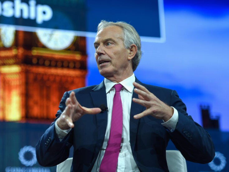 Tony Blair's Speaker's Lecture: Parliament must give the people the final say on Brexit