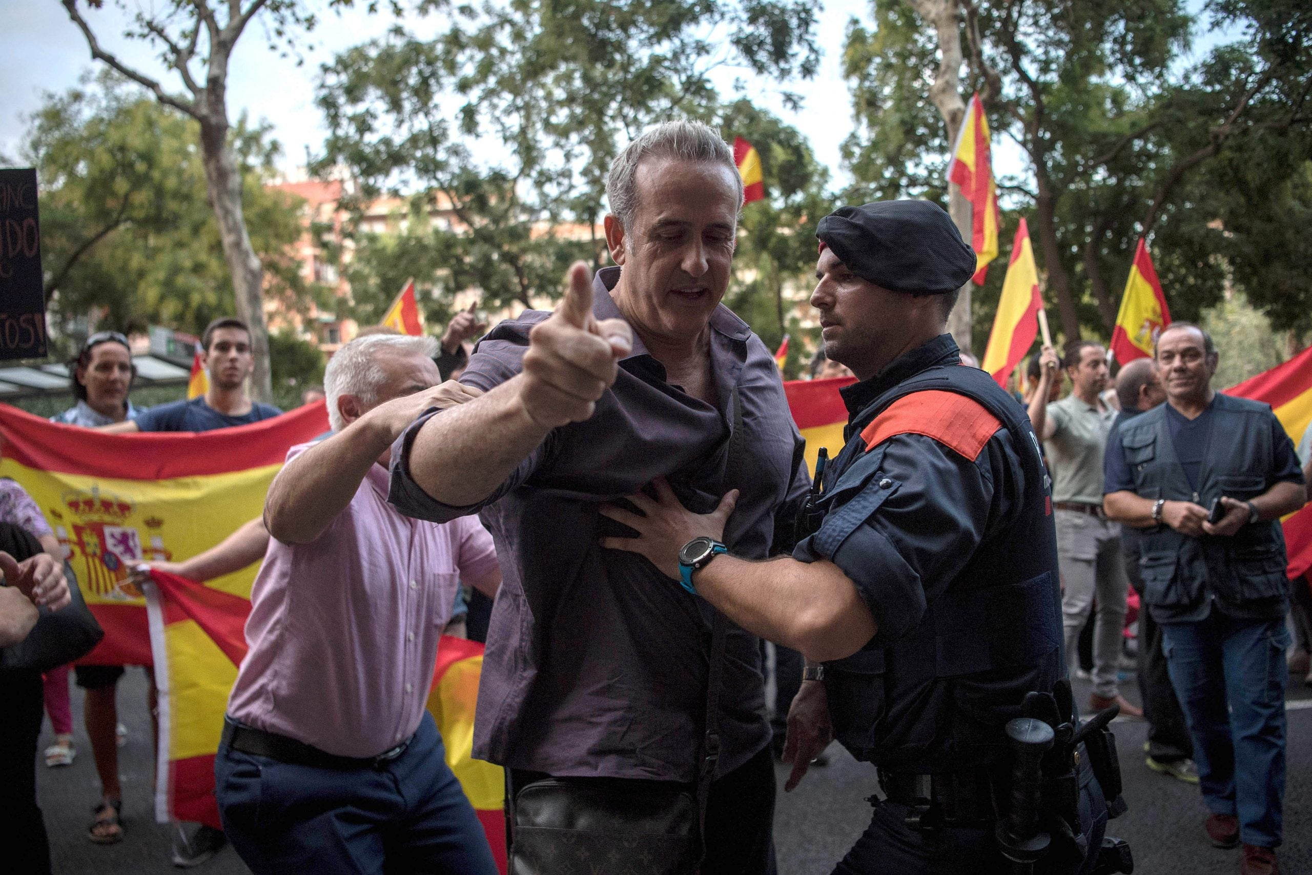 Like Brexit, the Catalan independence vote isn't quite as democratic as it seems