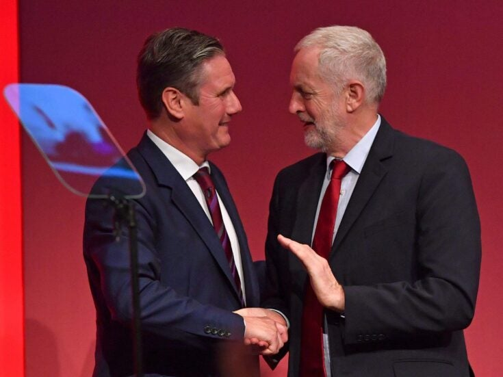 Why Labour's Brexit strategy may be in trouble, in four charts