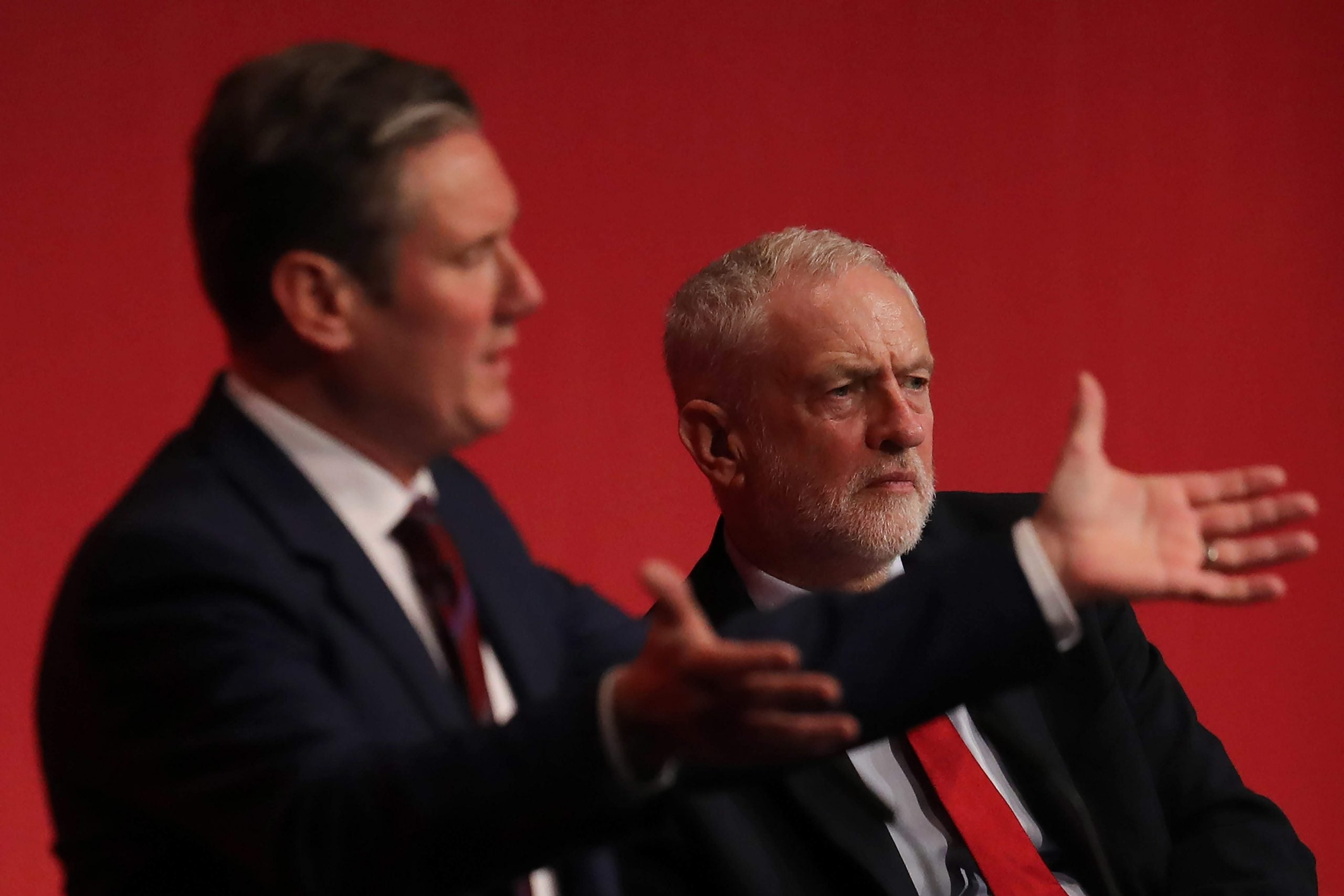 On Brexit, Labour is about to take a big gulp from a poisoned chalice