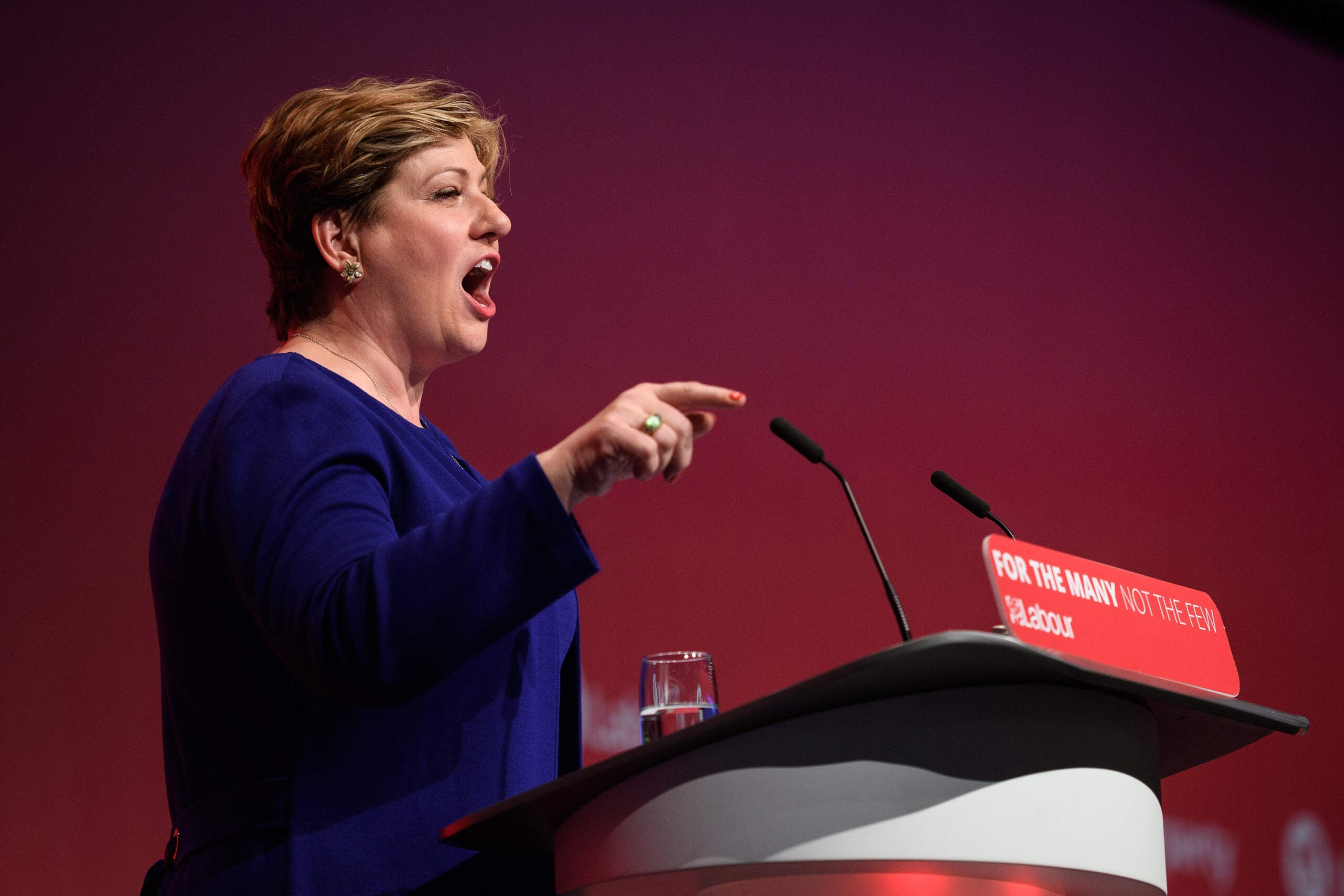 PMQs review: A win for Emily Thornberry as she relishes in the Tories' woes