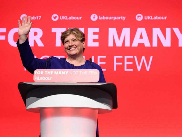 """Commons confidential: why Emily Thornberry is """"ready to unleash hell"""" over Sylvia Pankhurst"""