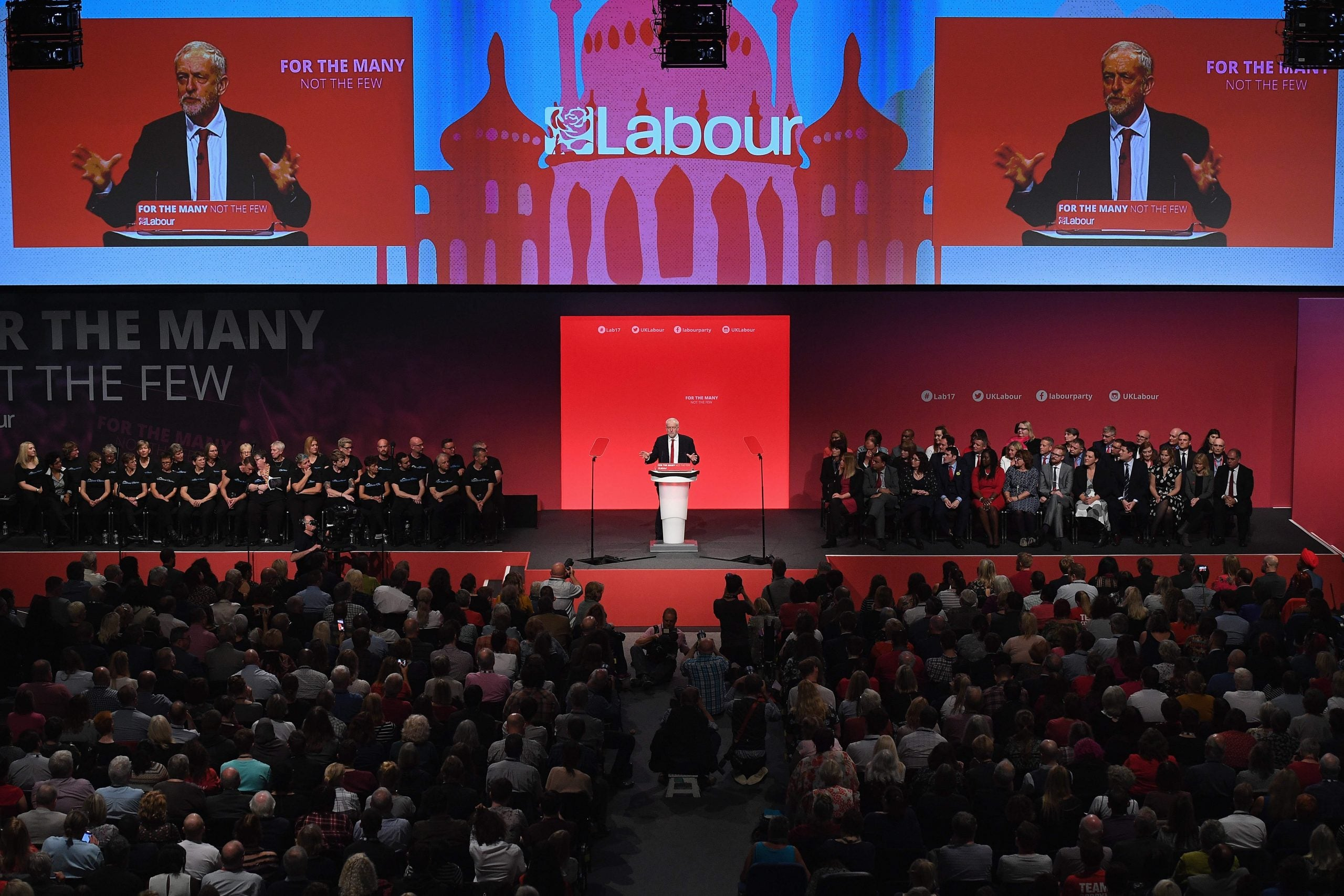 Conference was brilliant – until the antisemitism and victim-blaming started