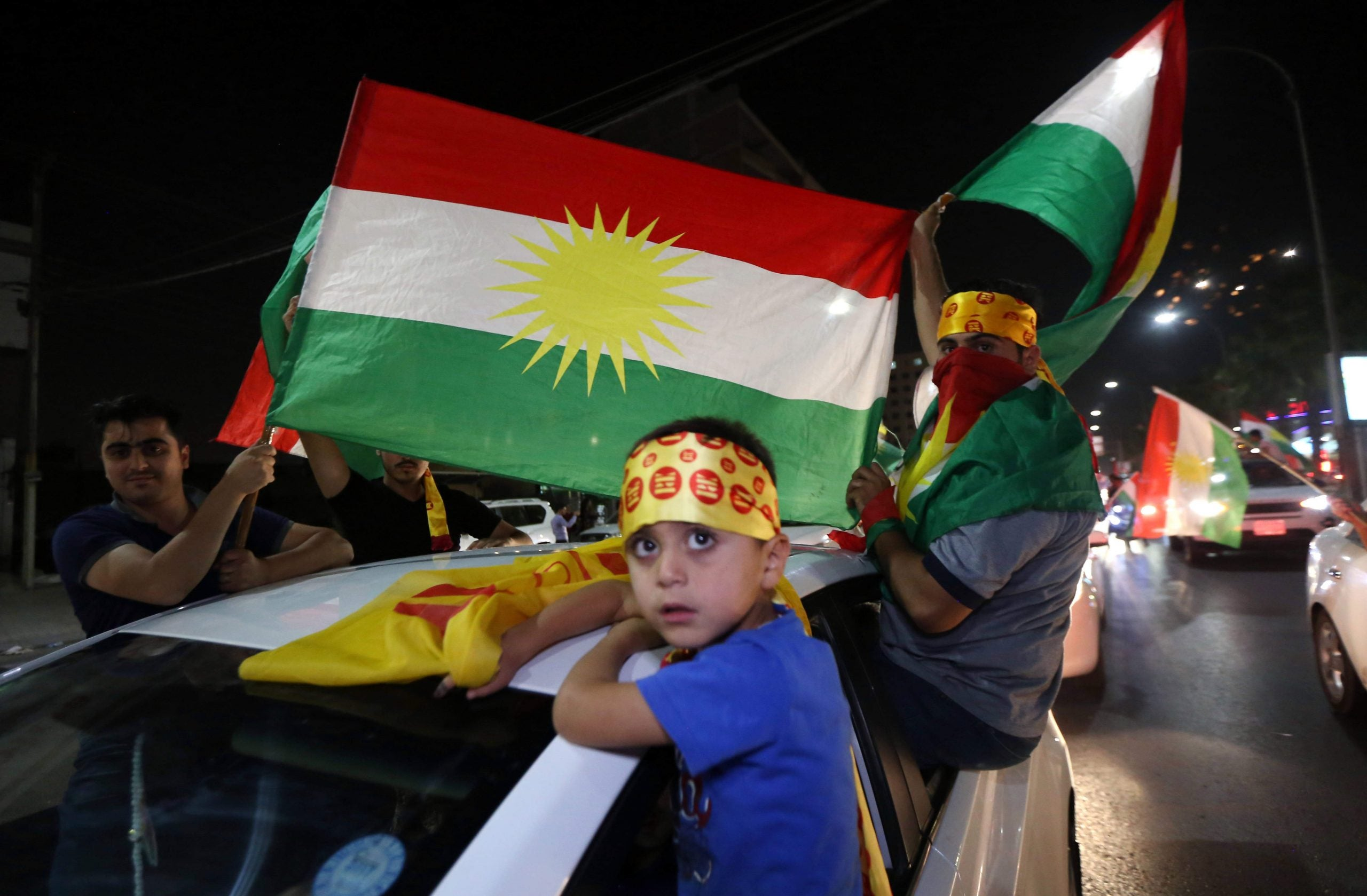 Iraq's ancient splits widen: why the Kurds voted to secede