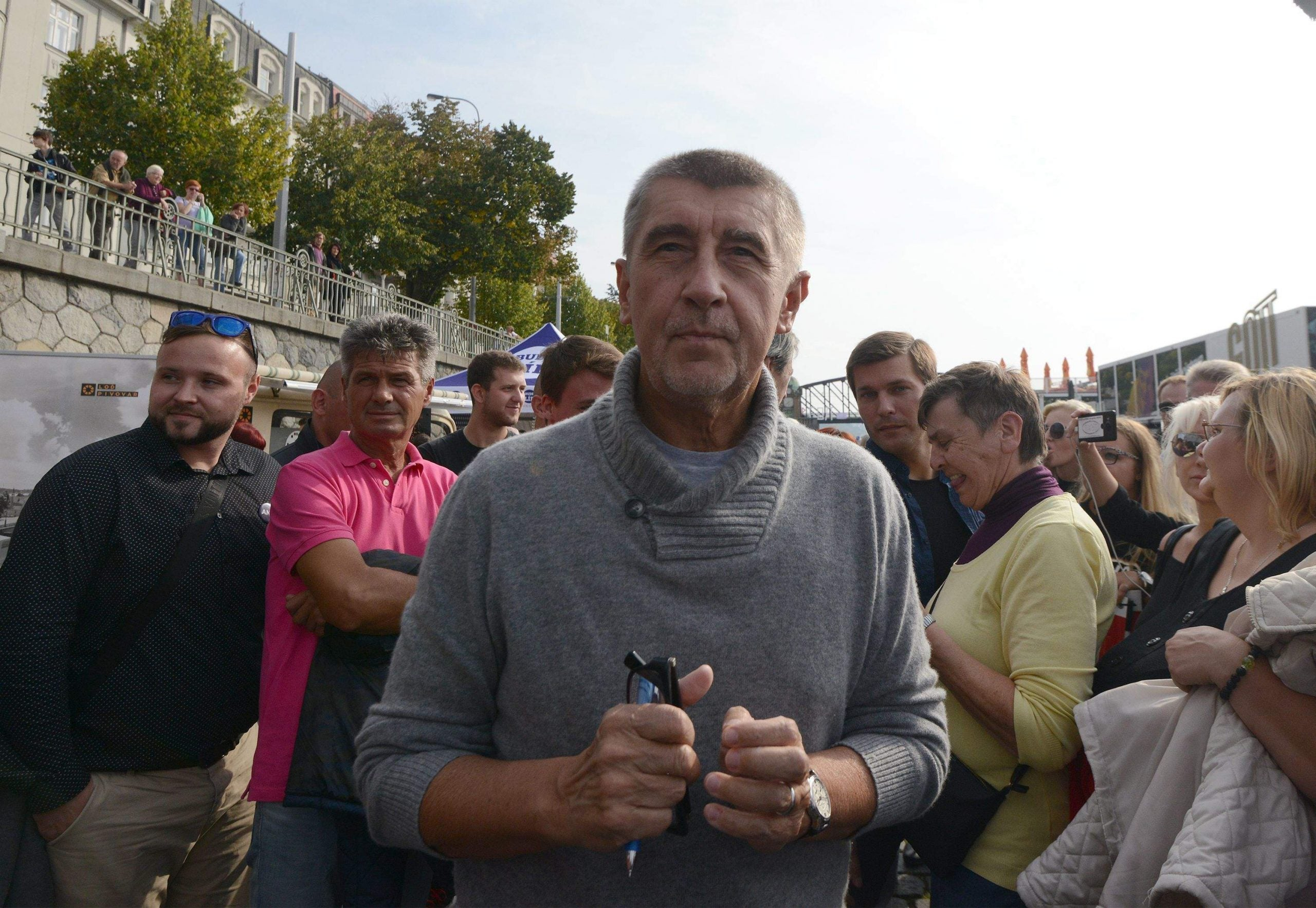 The Czech Trump shoots for power: the rise and rise of Andrej Babiš