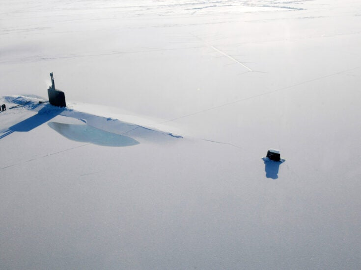 As the Arctic heats up, can its peace be preserved?