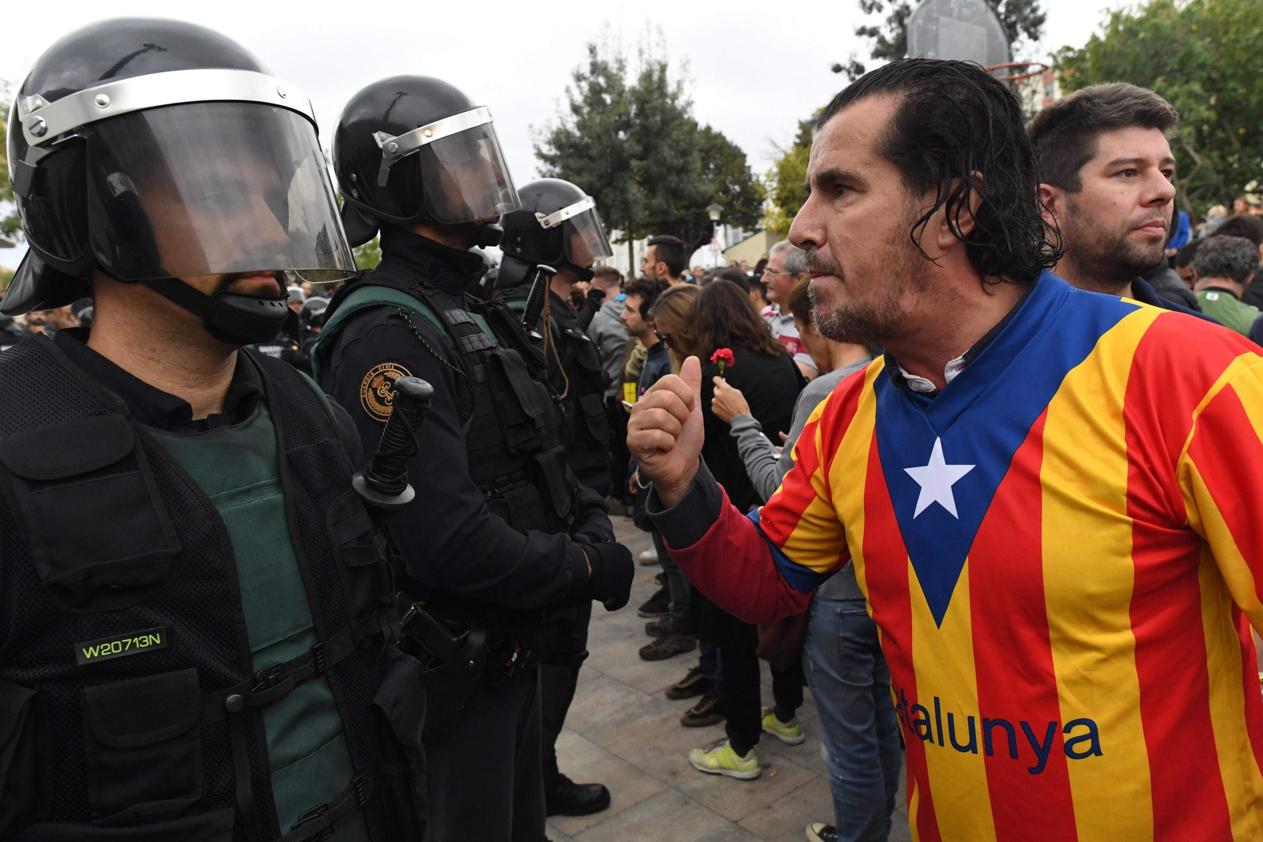 How the arrest of Catalan separatists has aided their cause