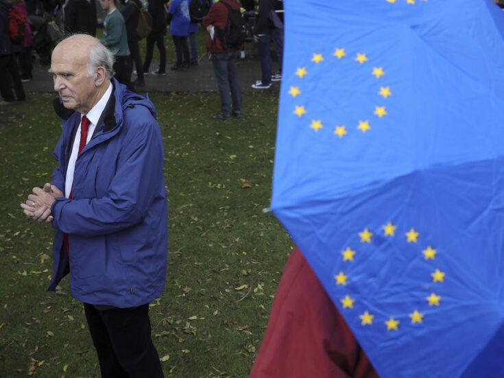 Vince Cable: Tory and Labour MPs are considering defecting to the Lib Dems over Brexit