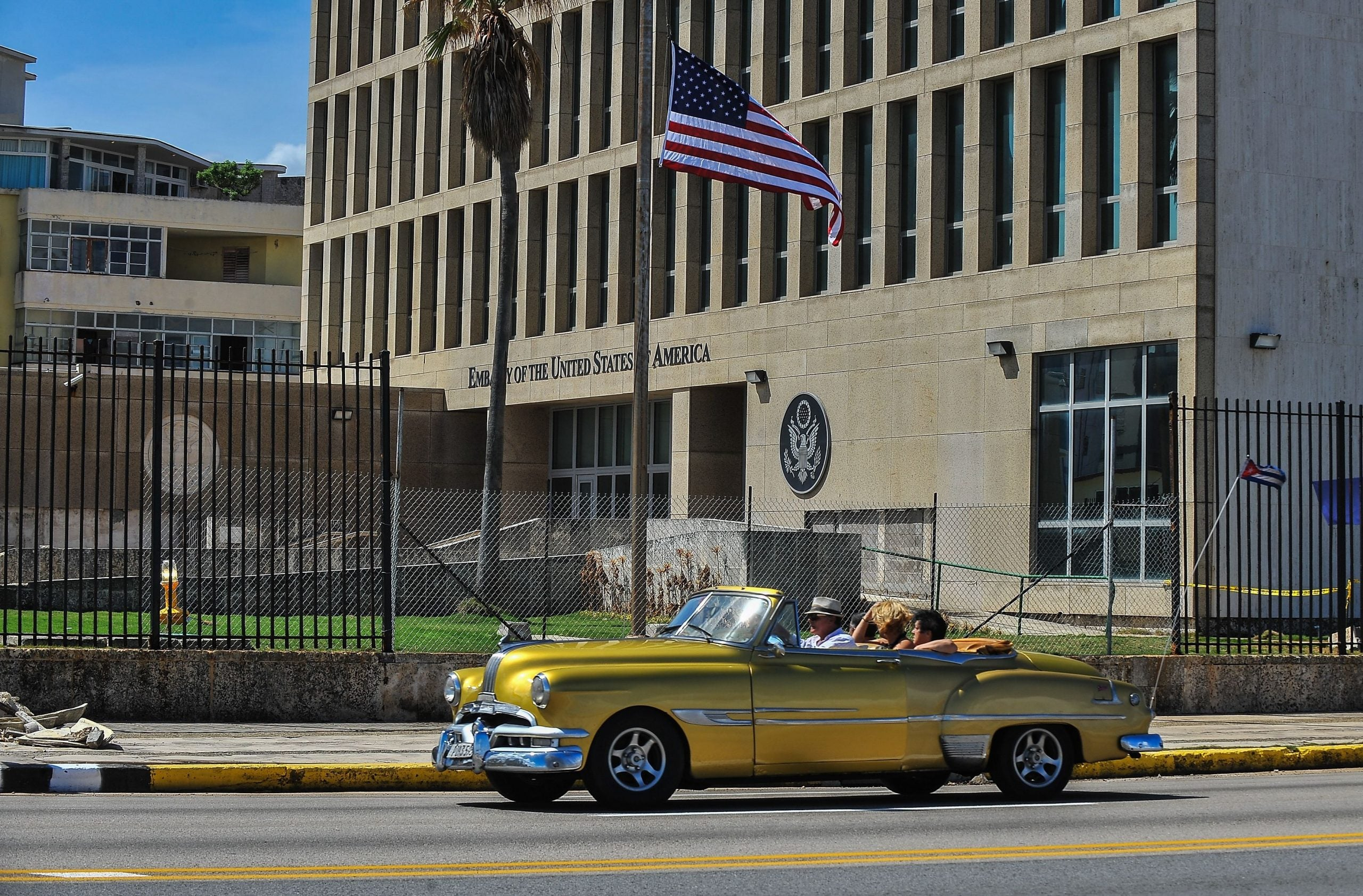 """Does mass hysteria explain the """"sonic attacks"""" on US diplomats in Cuba?"""