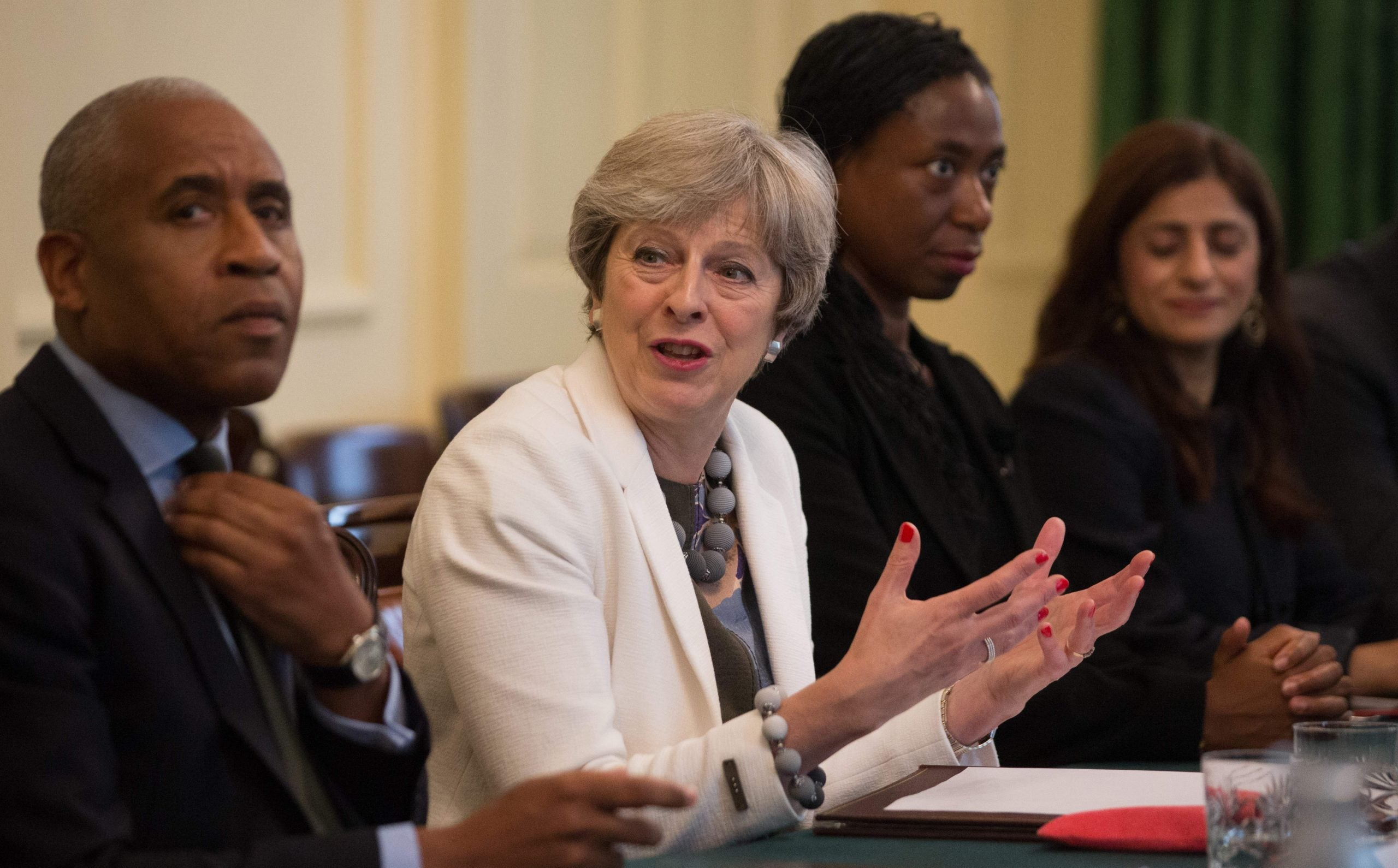 """Theresa May's race audit shows the limits of a """"good education"""""""