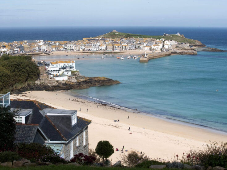 After a row in St Ives I reflect that there is no great secret to a good marriage