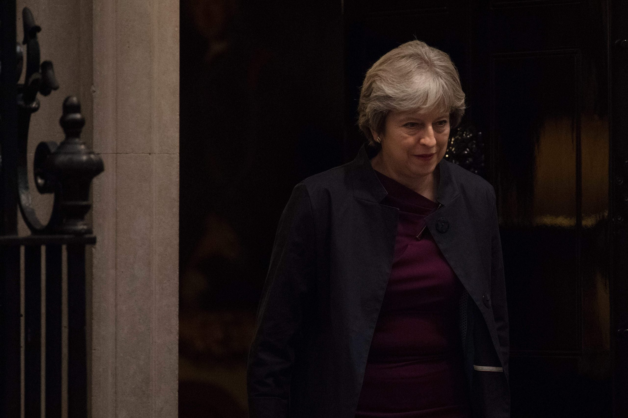 Theresa May must betray either the Brexit elite at Westminster, or the average Leave voter