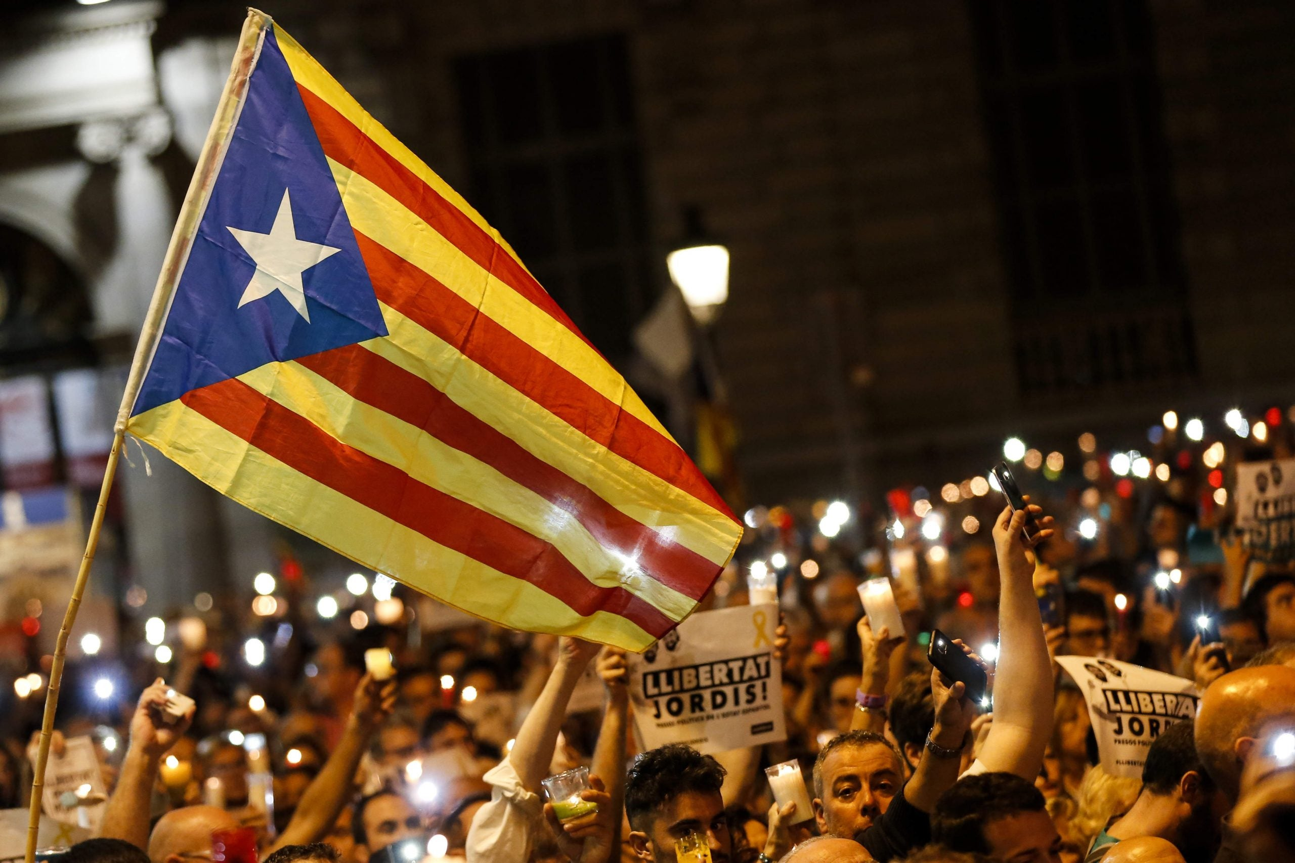 How Spain and Catalonia are reopening the wounds of the Franco era