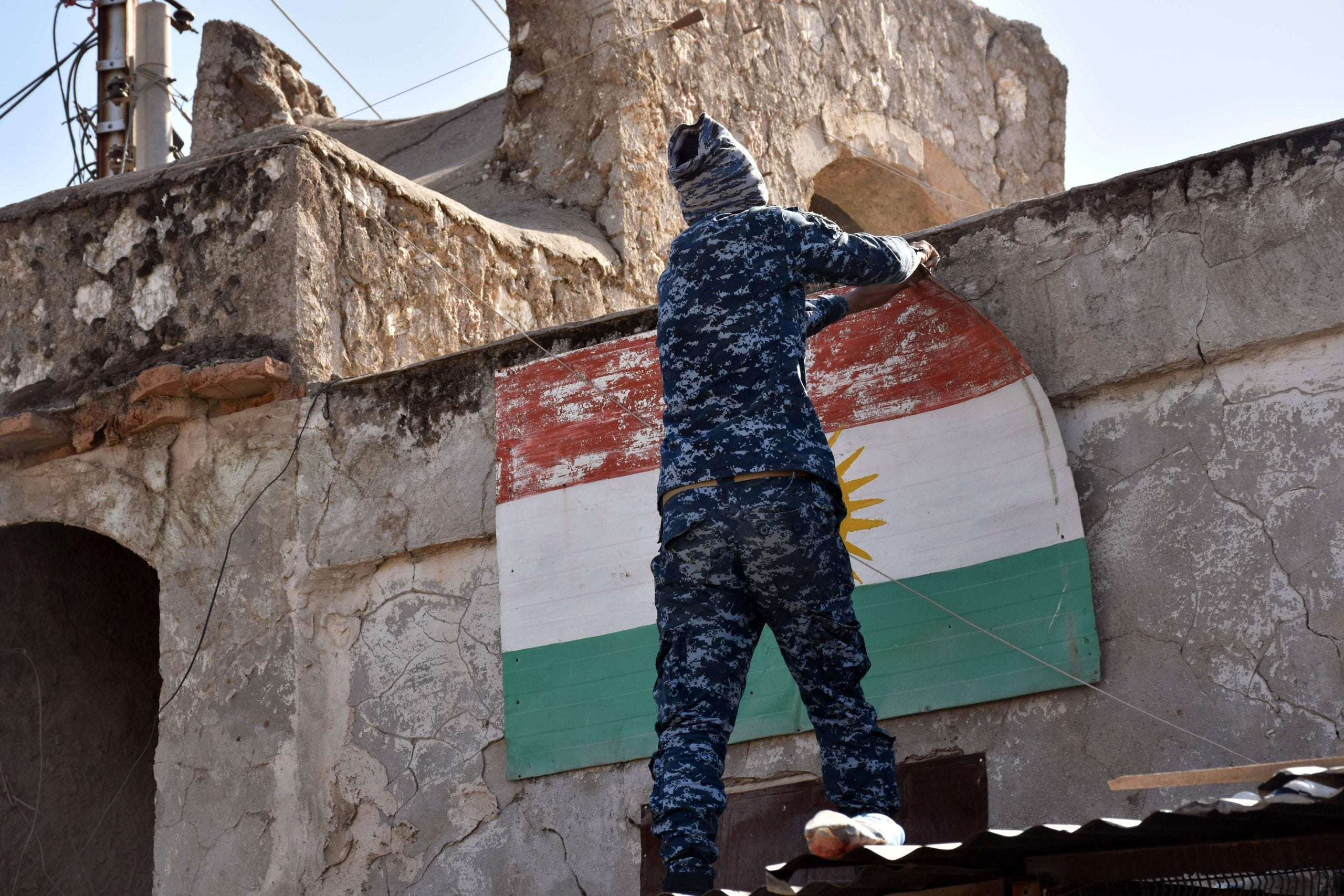 How Iraq crushed the Kurds' dream of independence