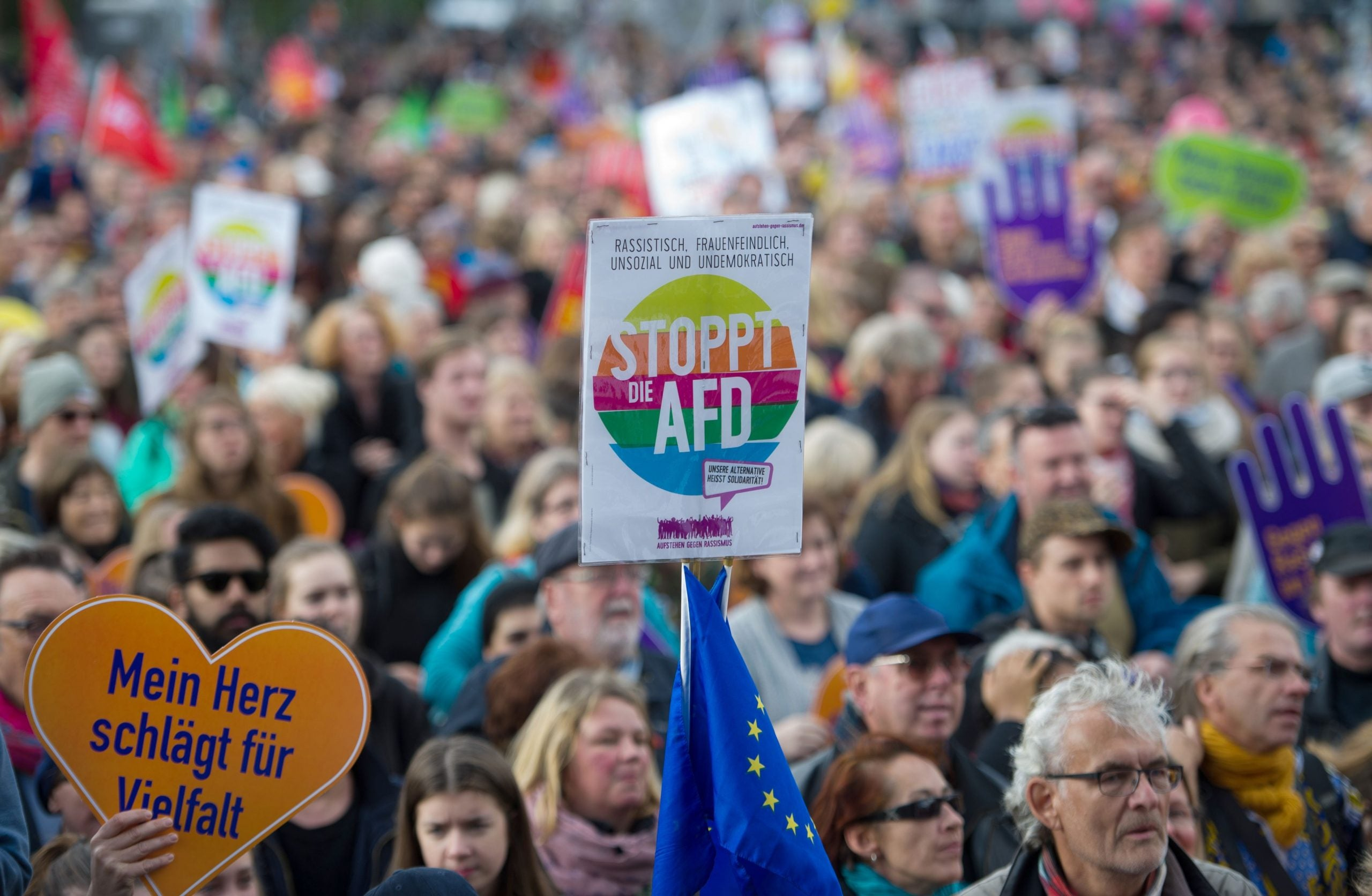 Why the rise and decline of the AfD party in Germany is a parable for our times