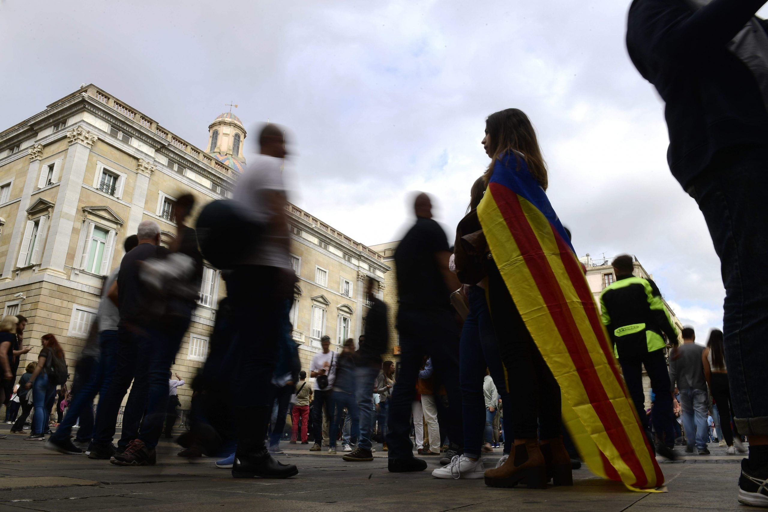 Confusion simmers beneath the bizarre normality of Catalonia in limbo