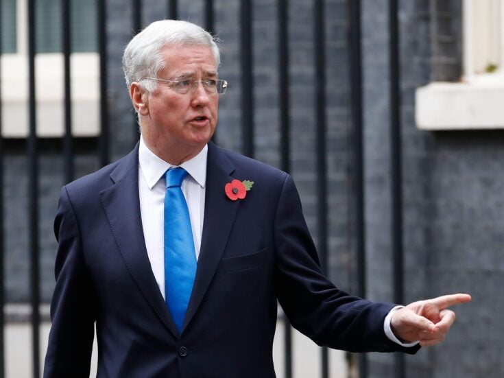 Commons confidential: Michael Fallon compensates for lost cabinet salary with new £50,000 side job