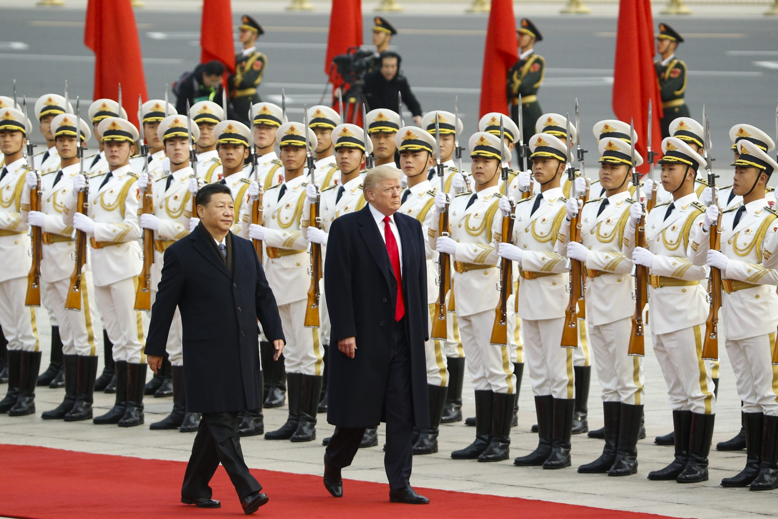 The US-China trade war is another sign that protectionism is here to stay