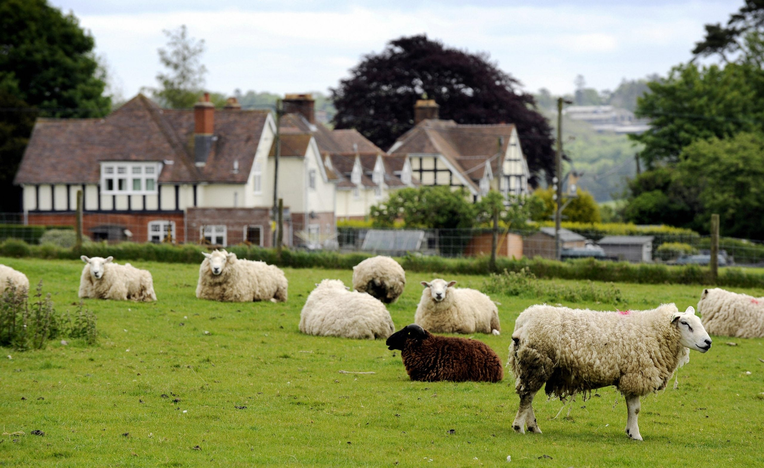 This England: Escape to the country