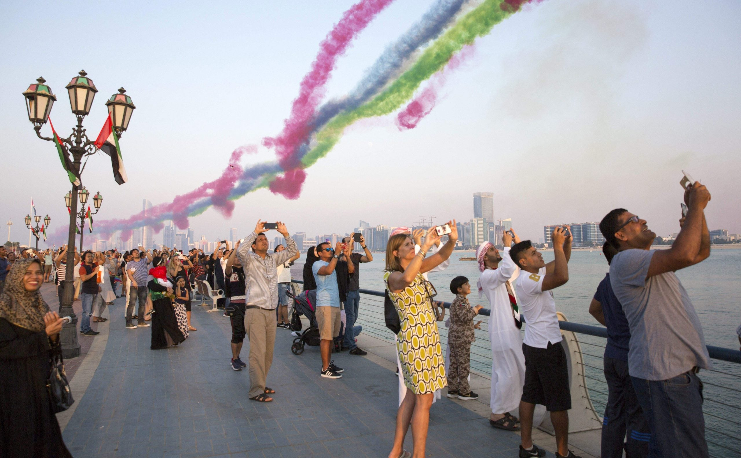 As one of Abu Dhabi's unofficial citizens, when will I get to call my country home?