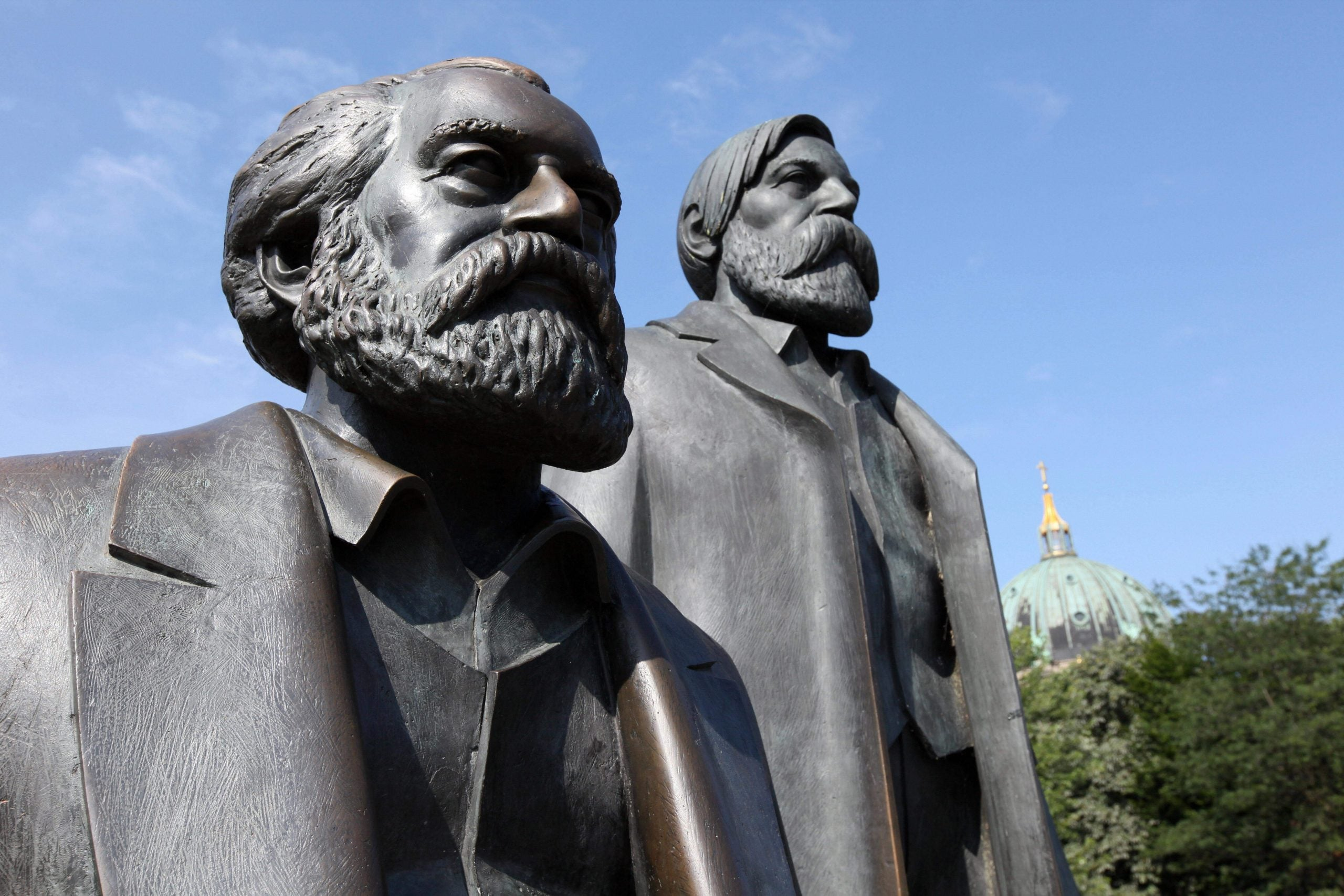 I'm a Marxist – we are misunderstood on both the left and right