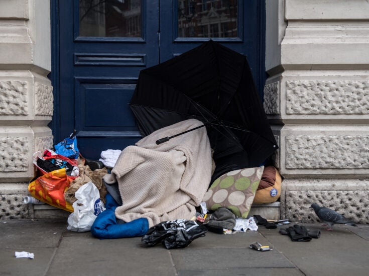 New Labour all but eliminated rough sleeping. How did it do it?