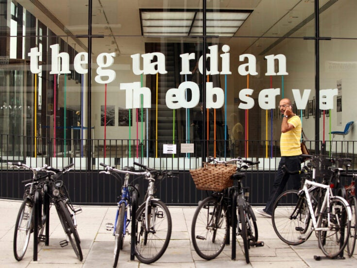 The Guardian vs the Canary, Tribune rises from the dead and sitting out the people's march