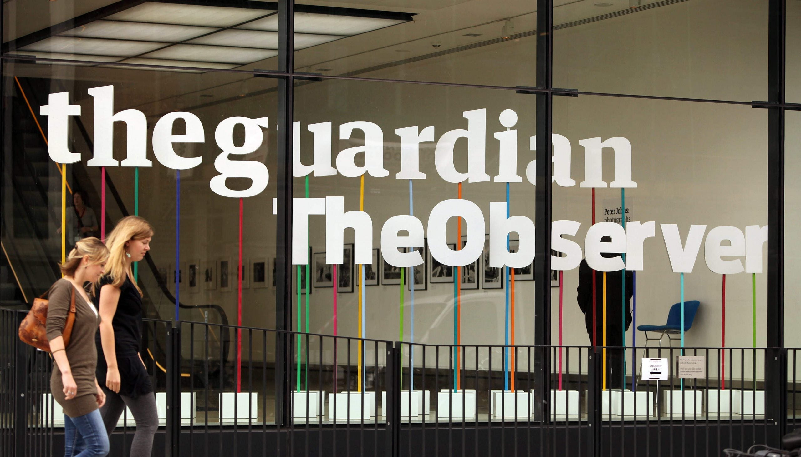 Bad news at the Guardian – is it too late to apply the brakes?