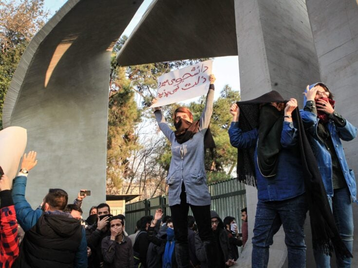 Why the Iranian regime should fear youthful revolt
