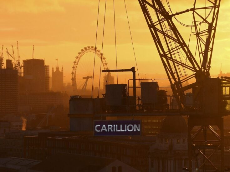 Carillion's collapse shows why governments should try downsizing their contractors