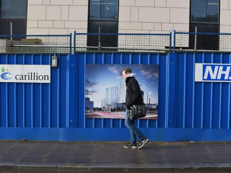 Think Carillion is bad? Wait until you see what the government wants to do with the NHS