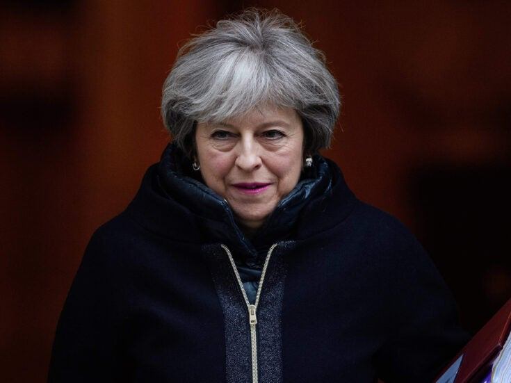 Plots to remove Theresa May are building within the parliamentary Tory party