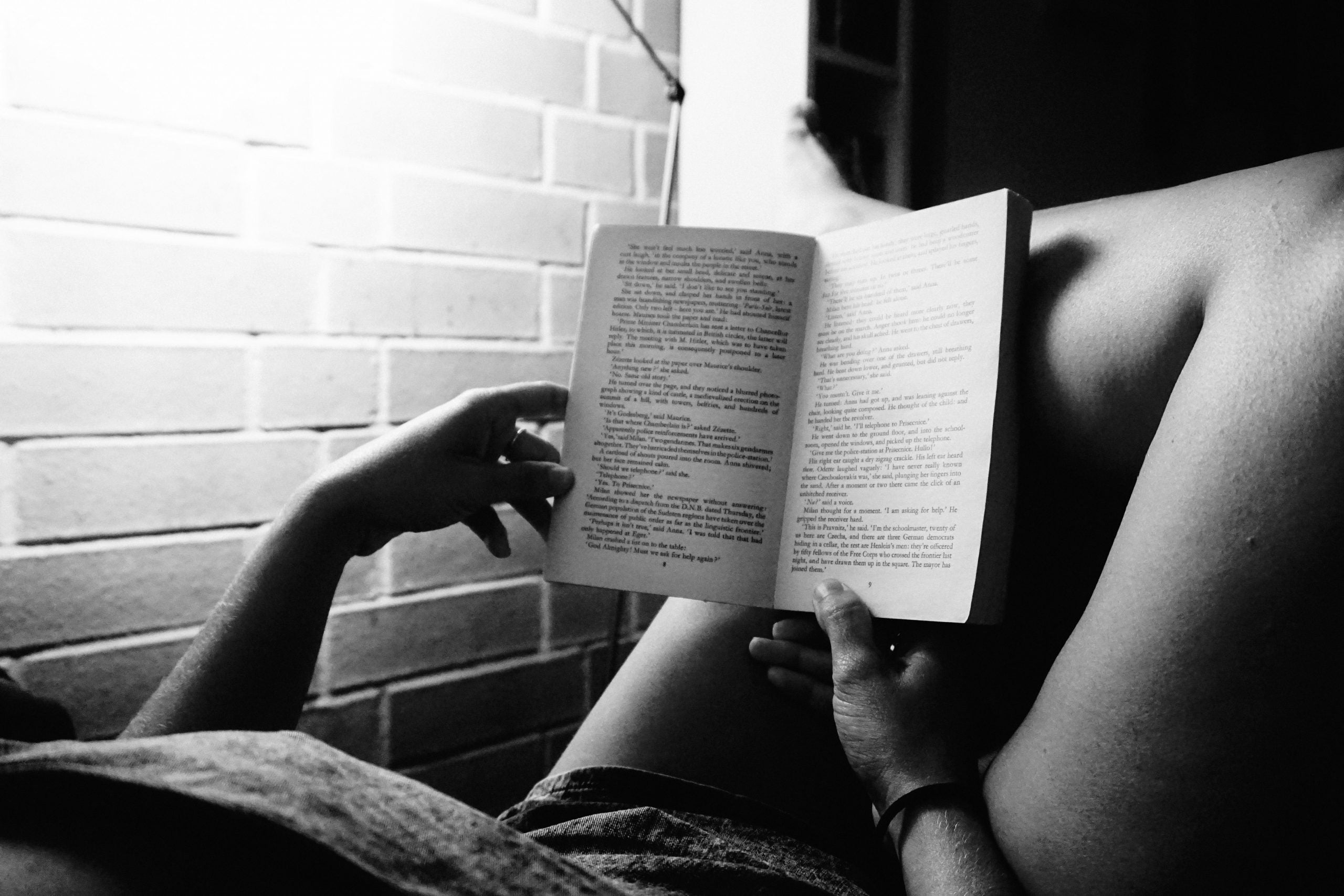 Why I'm no longer worried about family reading the sex scenes in my novel