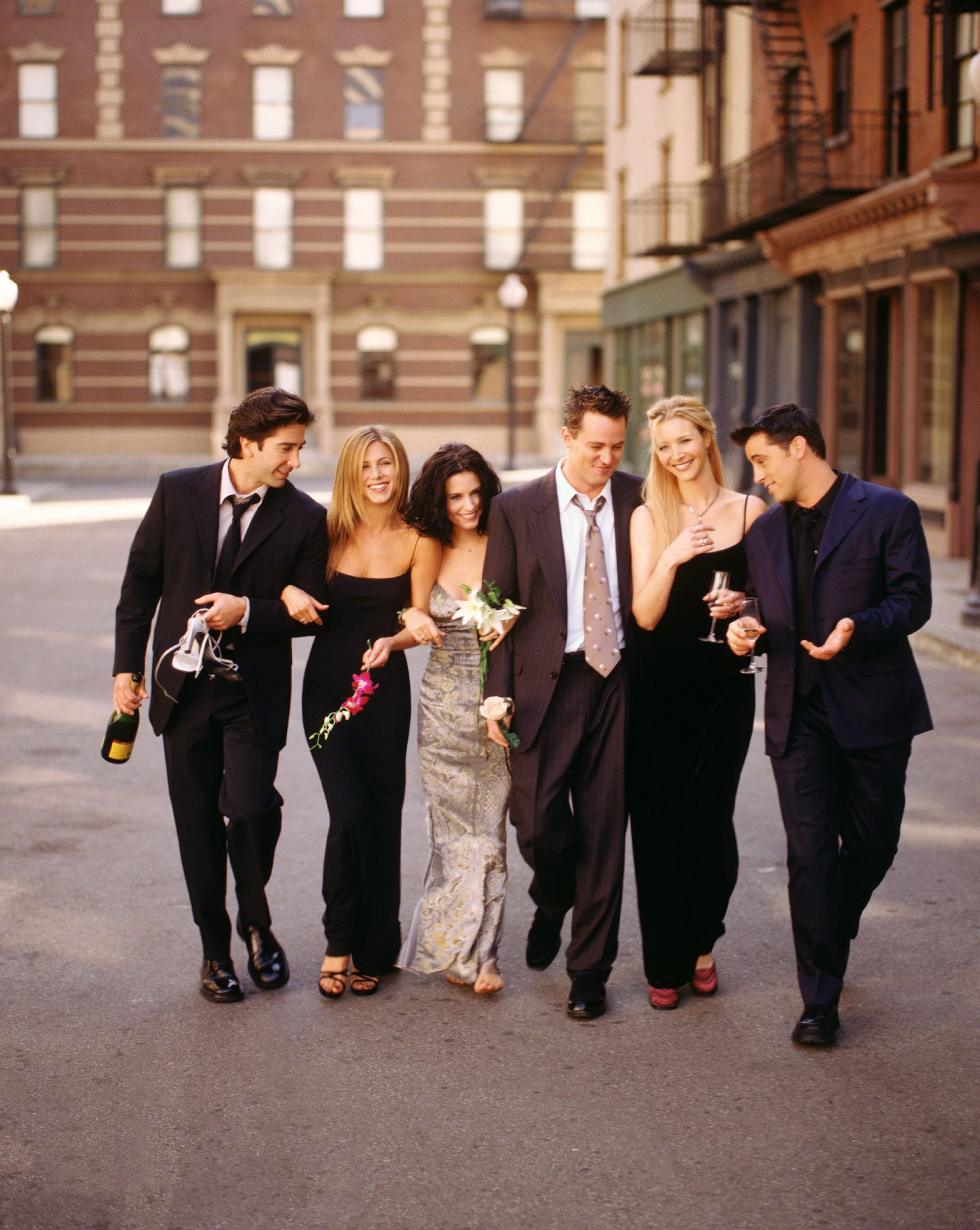 I thought I was over the naïve Nineties optimism of Friends. The reunion proved me wrong