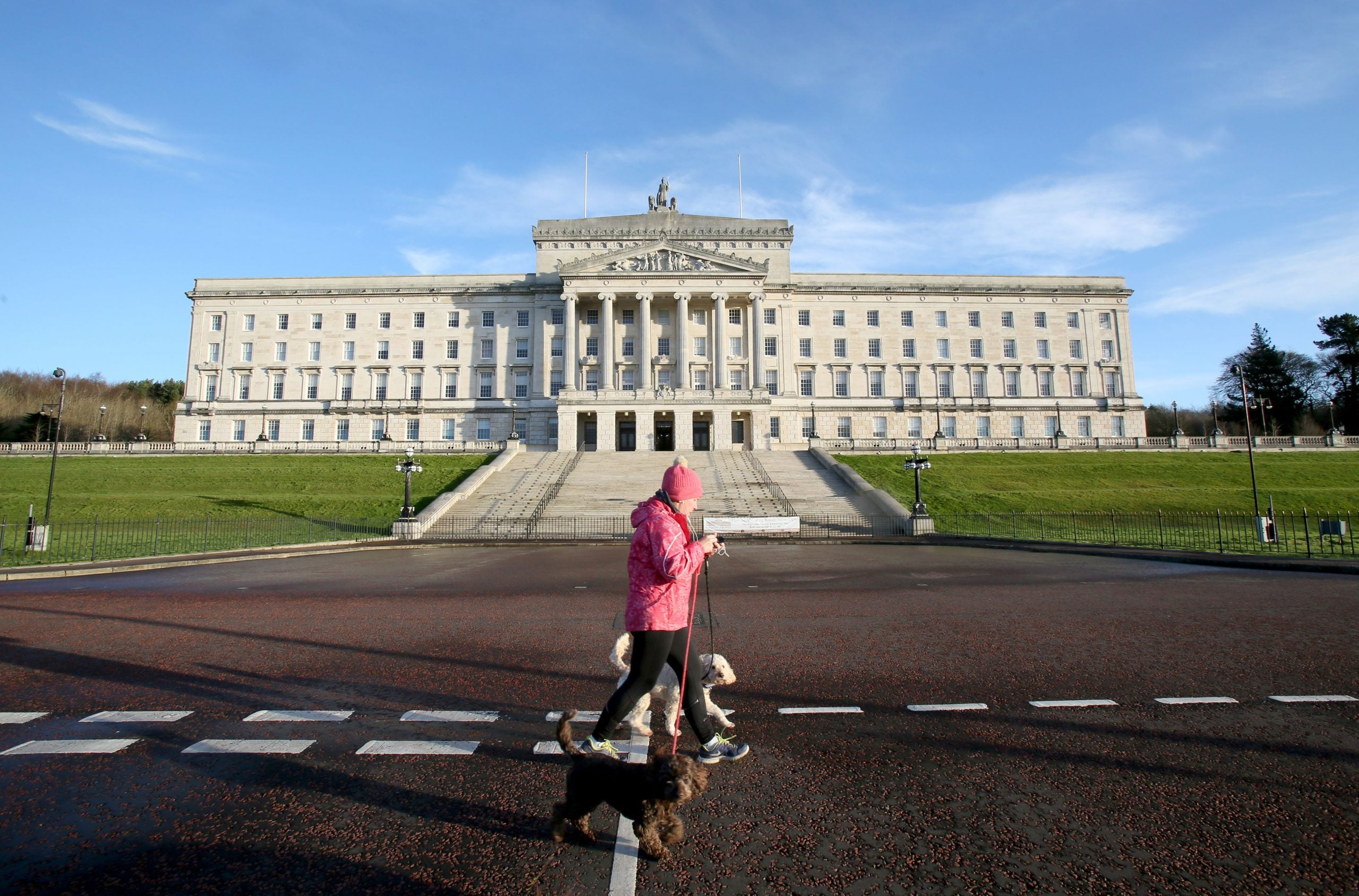With no government at Stormont, public services in Northern Ireland are slowly decaying