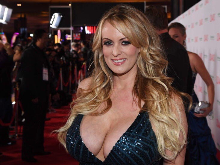 Think the US public will be disgusted by Trump and Stormy Daniels? You don't have a clue