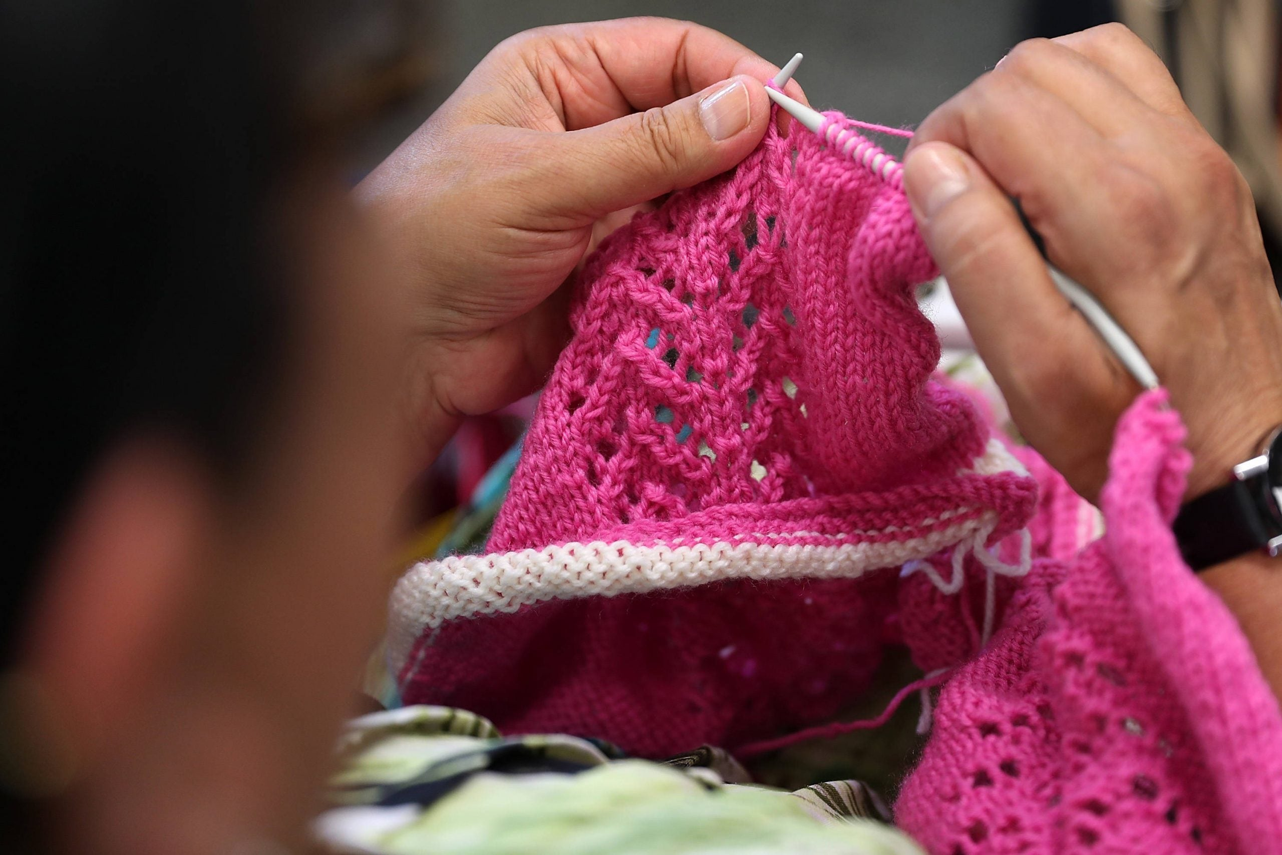 How an online knitting forum taught me how suffering can be exploited on the internet