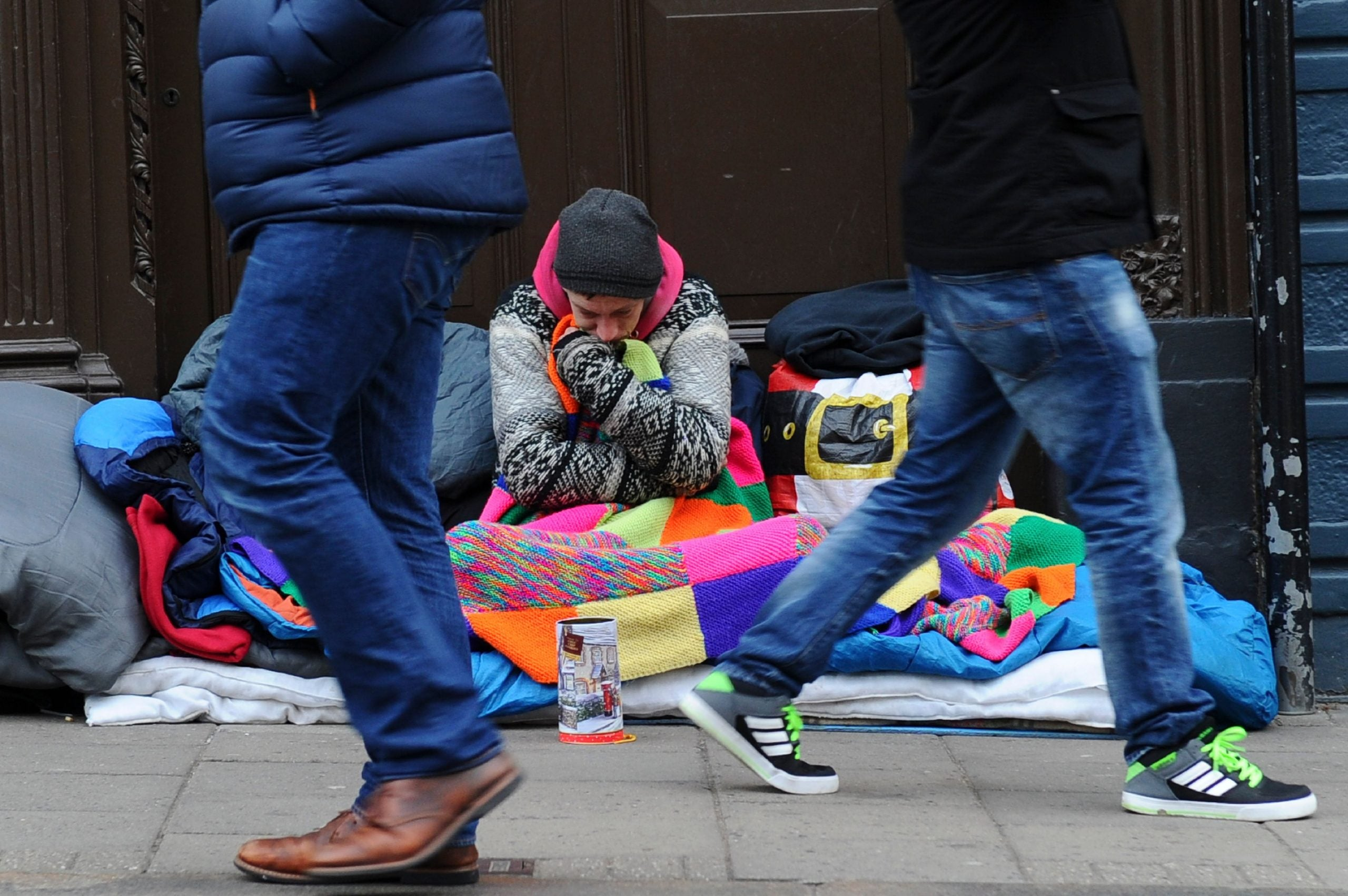 Don't believe the Tories – homelessness isn't falling