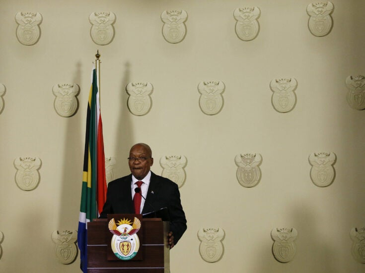 South Africa's new dawn: How Jacob Zuma's misrule was ended