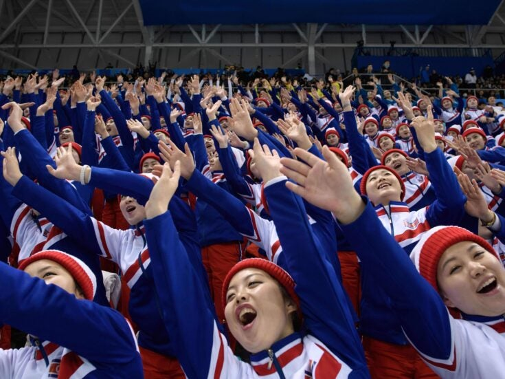 A political history of the Winter Olympics