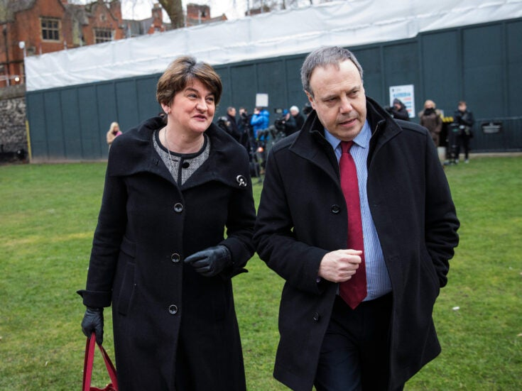 Commons Confidential: The DUP's mysterious missing peer