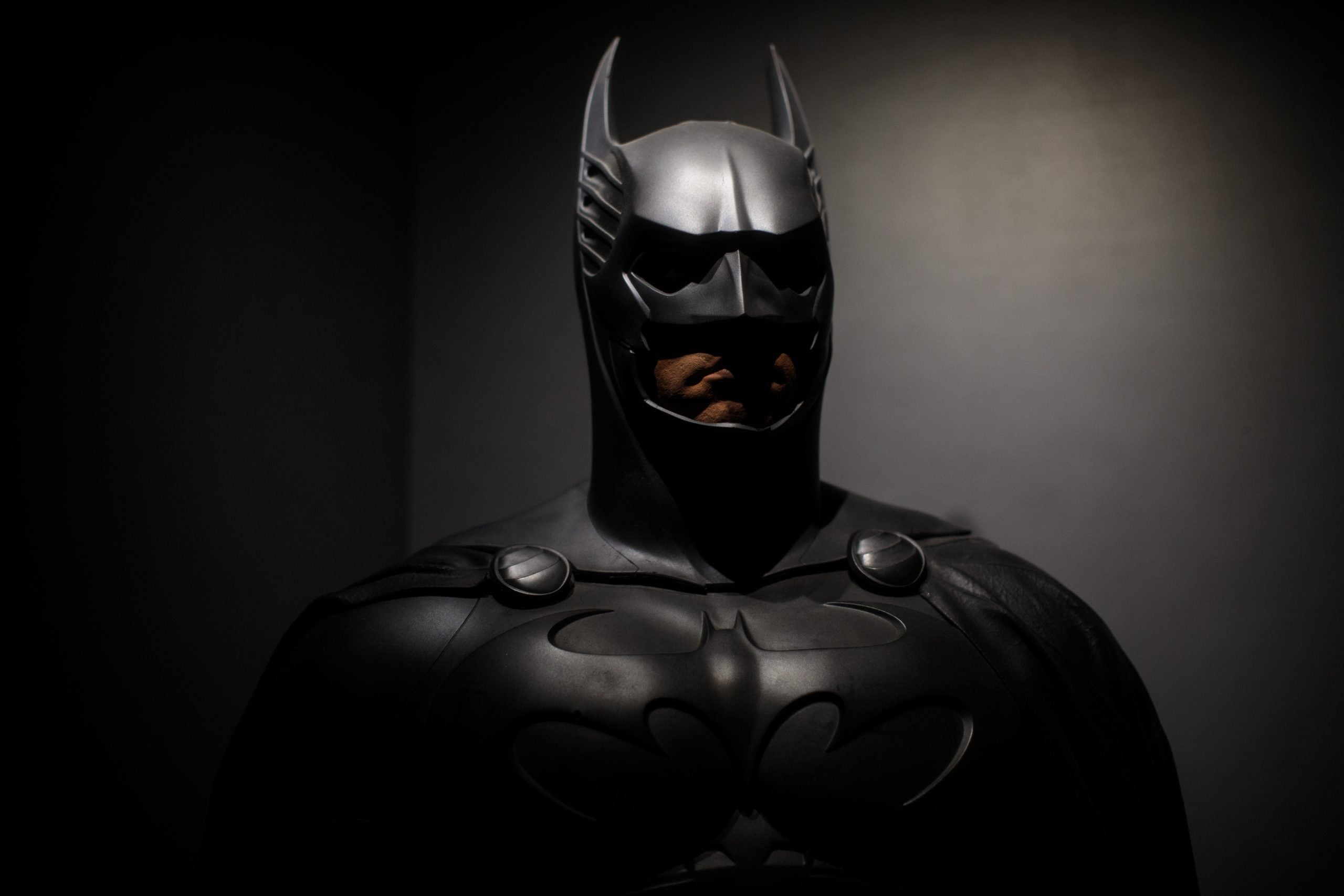 The Batman complex: why billionaires need to stop seeing themselves as superheroes