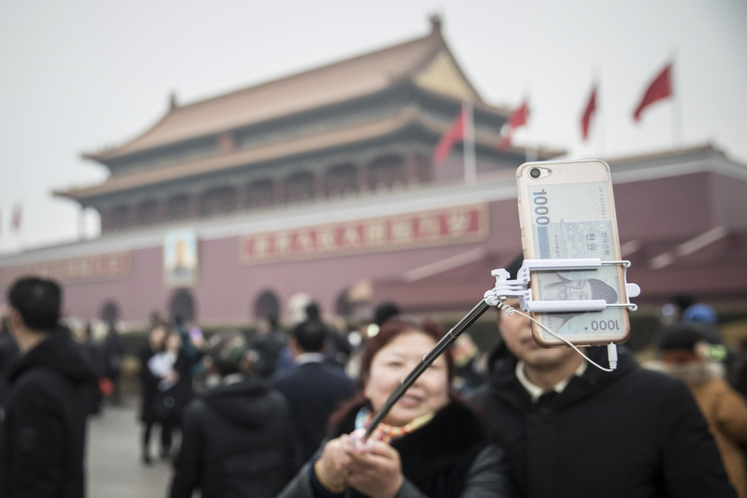 What will a cashless China mean for the world?