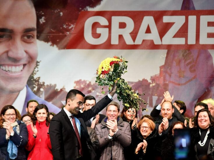 Leader: As seen in Italy, social democrats are being left behind across Europe