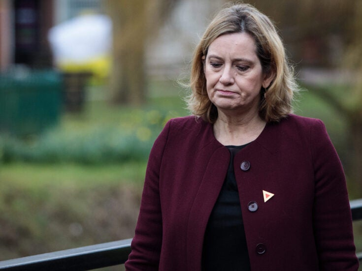 Why Amber Rudd is a perfect fit for the Theresa May cabinet