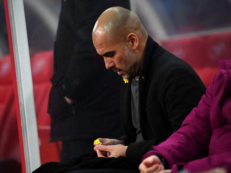 Guardiola's hypocrisy over Man City's owner undermines his pleas about Catalonia