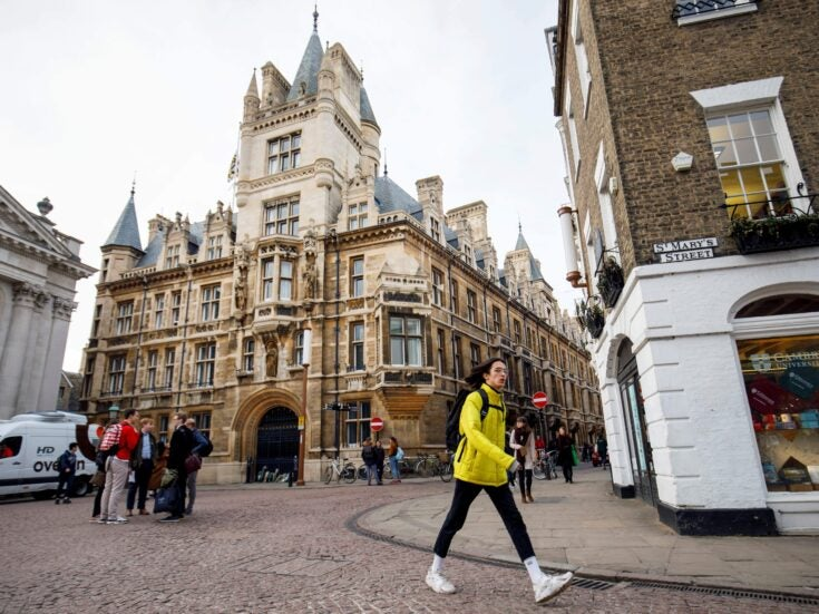 Academic emergencies,the art of the side-hustle, and the absurdity of Cambridge